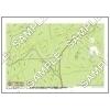 この地図は私的利用のみに許諾しております。「 江戸 1-9 」 A4サイズ