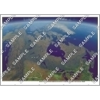パノラマ鳥瞰図 カナダ全景