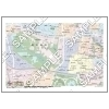 この地図は私的利用のみに許諾しております。「 現代 3-8 」 A3サイズ