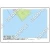 この地図は私的利用のみに許諾しております。江戸 7-10 A4サイズ