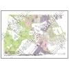 この地図は私的利用のみに許諾しております。「 江戸 3-9 」 A4サイズ