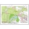 この地図は私的利用のみに許諾しております。「 江戸 3-6 」 A4サイズ