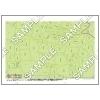 この地図は私的利用のみに許諾しております。「 江戸 1-6 」 A4サイズ
