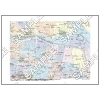 この地図は私的利用のみに許諾しております。「 現代 4-6 」 A3サイズ