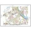 この地図は私的利用のみに許諾しております。「 江戸 4-9 」 A4サイズ