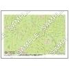 この地図は私的利用のみに許諾しております。「 江戸 1-5 」 A4サイズ