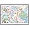 この地図は私的利用のみに許諾しております。「 現代 5-10 」 A4サイズ