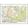 この地図は私的利用のみに許諾しております。「 江戸 5-9 」 A4サイズ
