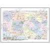 この地図は私的利用のみに許諾しております。「 現代 3-7 」 A3サイズ