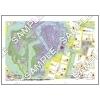 この地図は私的利用のみに許諾しております。「 江戸 5-8 」 A3サイズ