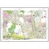 この地図は私的利用のみに許諾しております。「 江戸 5-6 」 A4サイズ