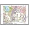 この地図は私的利用のみに許諾しております。「 江戸 e6-6 」 A3サイズ