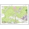 この地図は私的利用のみに許諾しております。「 江戸 3-5 」 A4サイズ