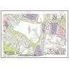 この地図は私的利用のみに許諾しております。「 江戸 3-8 」 A4サイズ