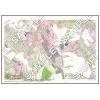 この地図は私的利用のみに許諾しております。「 江戸 5-5 」 A3サイズ