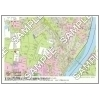 この地図は私的利用のみに許諾しております。江戸 7-5 A4サイズ