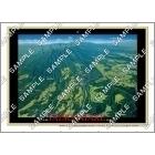 パノラマ鳥瞰図 八ヶ岳