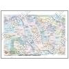 この地図は私的利用のみに許諾しております。「 現代 5-7 」 A4サイズ