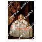 マルガリータ王女 A3サイズ(29.7cm X 42cm) 更新情報はwww.PrintNo.jpをチェック