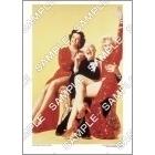 名作映画コレクション「紳士は金髪がお好き」01 A3サイズ(29.7cm X 42cm)