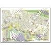 この地図は私的利用のみに許諾しております。「 江戸 5-7 」 A4サイズ